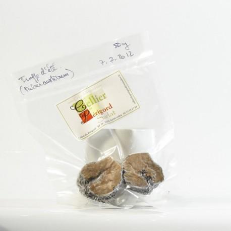 Truffes d'été du Périgord surgelées tuber aestivum, 50g