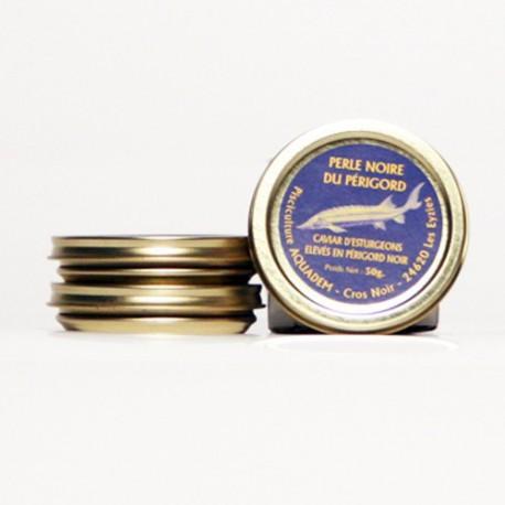 Caviar d'Esturgeon La perle du Perigord Noir, 50g