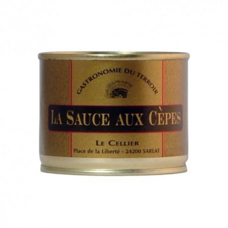 Sauce aux Cèpes 200g