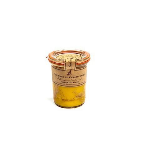 Foie Gras Entier Delacour 125 gr