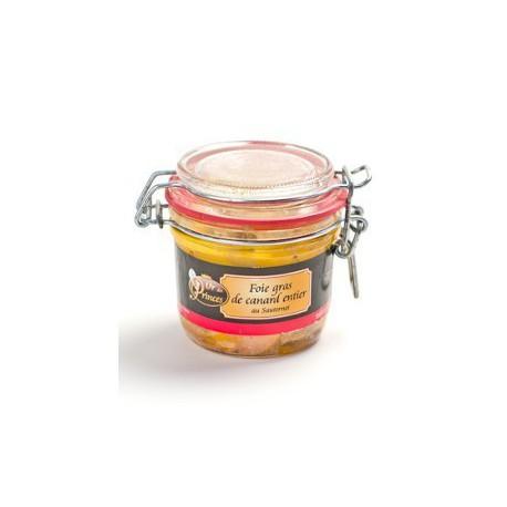 Foie Gras Entier au Sauternes 180 gr