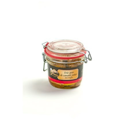 Foie Gras Entier aux Truffes 180 gr