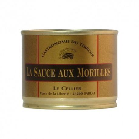 La Sauce aux Morilles 6% 200g