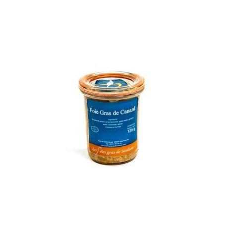 Foie Gras de Saulzoir 120 gr