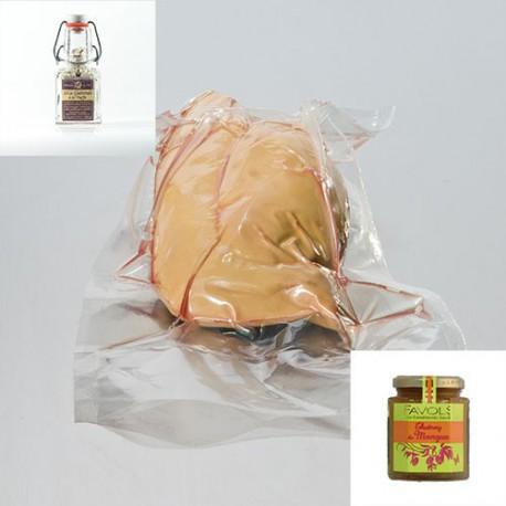 Kit pour Foie Gras Poêlé