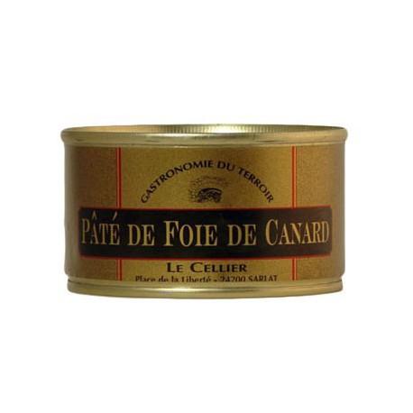 Paté de Foie gras de Canard 130g