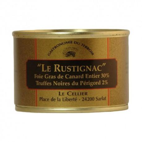 Le Rustignac Truffé 2% 160g
