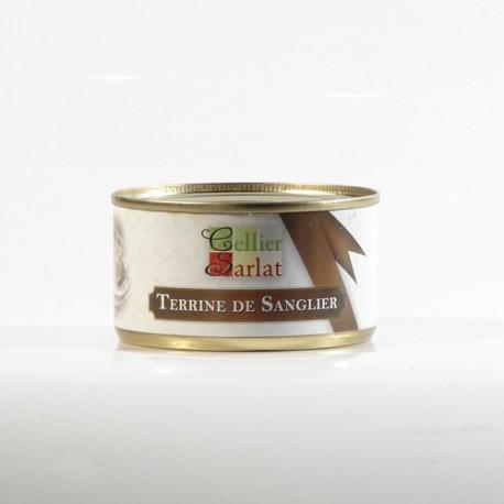 Terrine de Sanglier à l'Armagnac 130g