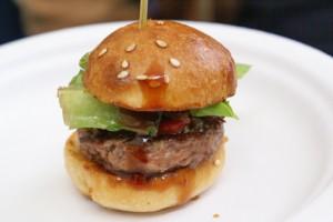 Recette de Burger au Foie Gras