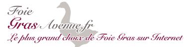 nouveau logo Foie Gras Avenue