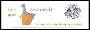 1er logo Foie Gras Avenue