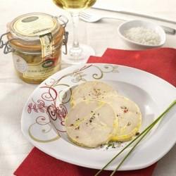 """Le Foie Gras de Canard Entier du Périgord """"Recette à L'Ancienne"""" 550g Valette"""