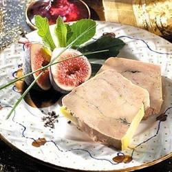 Le Foie Gras de Canard Entier du Périgord Mariné au Ratafia et au Poivre de Sarawak - Barquette de 420g Valette