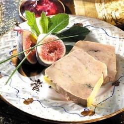 Le Foie Gras de Canard Entier du Périgord Mariné au Ratafia et au Poivre de Sarawak Barquette de 180g Valette