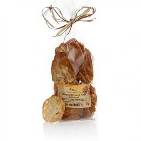 Les croquants aux noix du Périgord 110g Valette