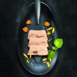 Audacieuse Passion de foie gras de canard corail d'oursin et soupçon de yuzu 300g