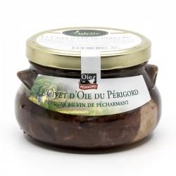 Civet d'Oie du Périgord Sauce au Vin de Pécharmant 560g