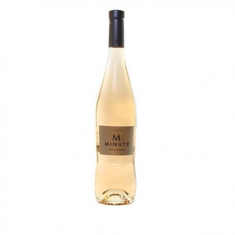 Côtes de Provence Rosé M de Minuty - 75cl Valette