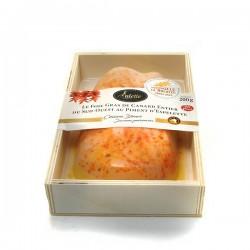 Le Foie Gras de Canard entier du Sud-Ouest cuisson douce - Piment d'Espelette 200g Valette