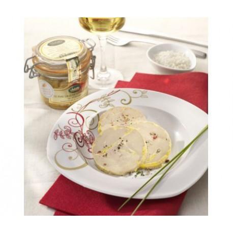Foie Gras de canard entier du Sud-Ouest - Recette à l'Ancienne 90G Valette
