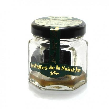 Truffes d'été de la Saint-Jean entières brossées tuber aestivum 16g Valette