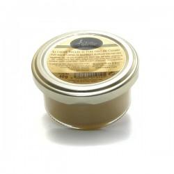 Crème Brûlées au Foie Gras de Canard parfumée au Caramel de Balsamique de figues 40G Valette