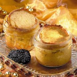 Le soufflé gourmand aux éclats de truffes noires du Périgord truffé 85g Valette