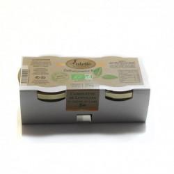 Cassolette de Lentilles et Crème au Lard Bio 85g Valette