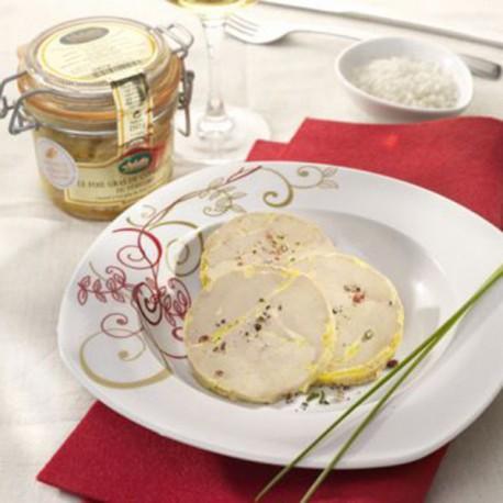"""Foie Gras de Canard Entier du Sud-Ouest """"Recette à L'Ancienne"""" 125g Valette"""