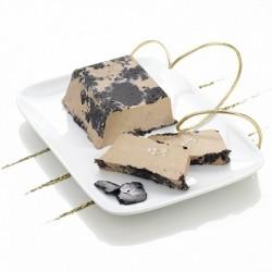 Foie Gras de canard entier du Périgord en habit de truffes noires 300g Valette