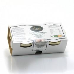 Cassolette de Saint-Jacques Brunoise de Légumes Sauce Suprême aux Truffes 180g