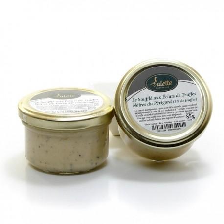 Soufflés Gourmands aux Eclats de Truffes Noires du Périgord (3%) 170g