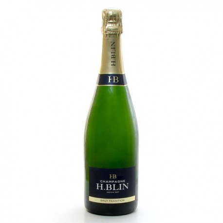 Champagne Brut Blin Tradition 75cl