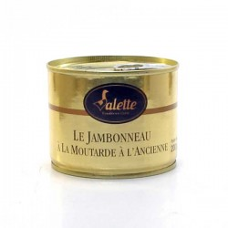 Le jambonneau à la moutarde à l'ancienne 200g Valette
