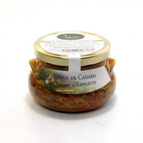 L'axoa de canard au piment d'Espelette 560g Valette
