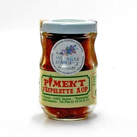 Piment d'Espelette - 50g Valette