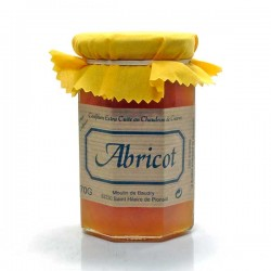 Confiture Extra d'Abricot - 370G Valette