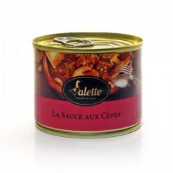 La sauce aux cèpes 200g Valette