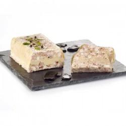 La Terrine au Foie de Canard et Ris de Veau à La Truffe Noire du Périgord 1,5% (20% de Foie Gras) 300g Valette