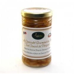 Le cassoulet gourmand du chef le tout canard du Périgord 960g Valette